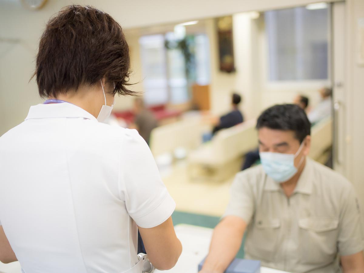 はらだ病院の人間ドック・健康診断