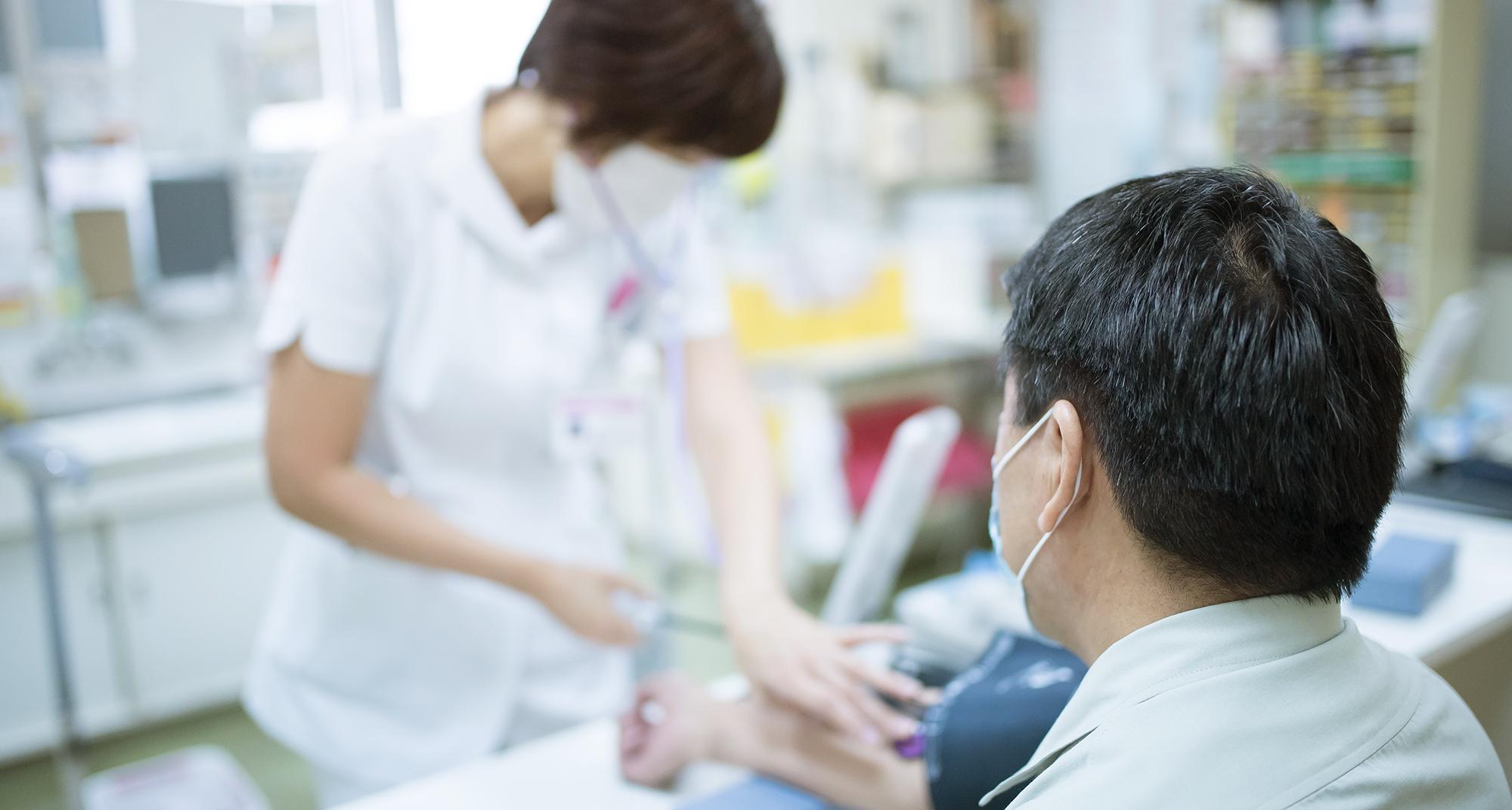 はらだ病院の労災二次健康診断 健康診断