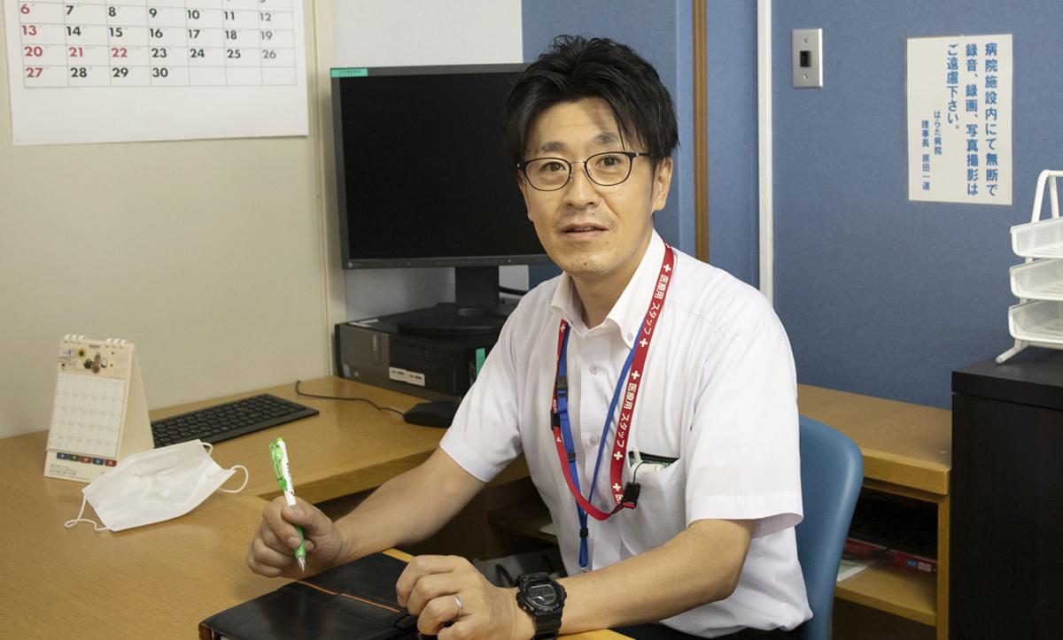 社会福祉士 山田純一