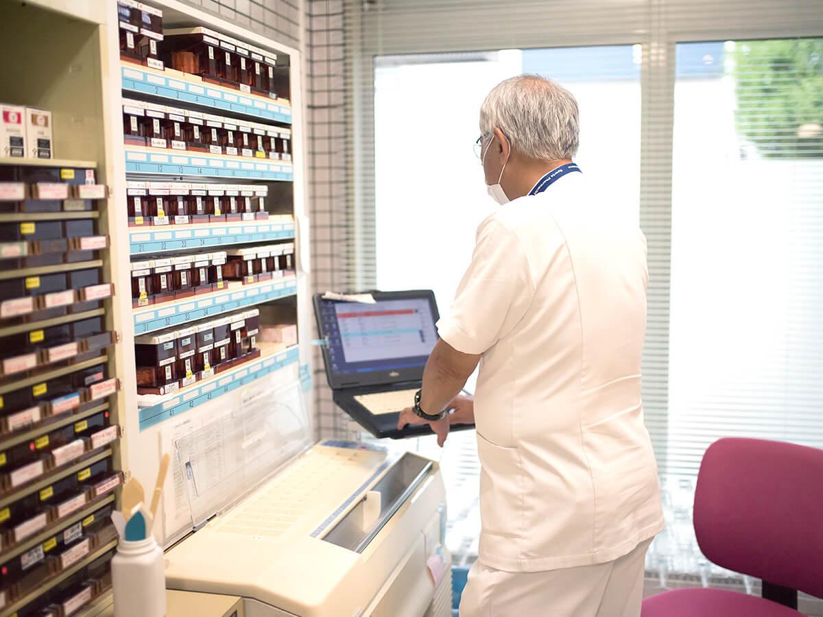 医薬品の管理