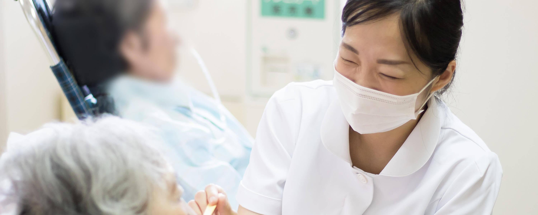 総合内科がはらだ病院の特徴です