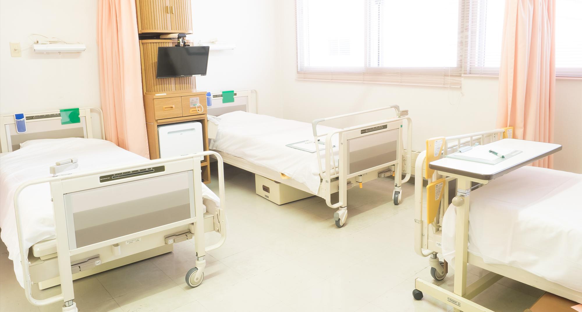 はらだ病院 一般病棟に入院される方